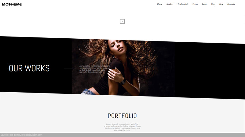 Top Webdesign mit MoThemes. Look here!