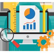 Illustration für Beratung, Consulting, Projektmanagement & Service für Webdesign