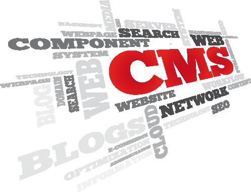 CMS im Vergleich, Icon für Slider.